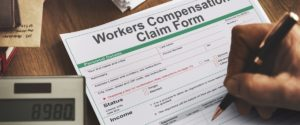 Texas workers compensation claim form